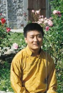 Duhovni ucitelj Gradimira Stefanovica, Lama Gese Tenzin Vangjal