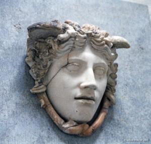 Medusa Rondanini,Phidias 440 BC (Glyptothek, München)