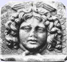 Meduza, reljef, (Athens National Museum)