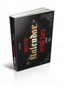 3d knjiga Magijski kalendar za cr slova