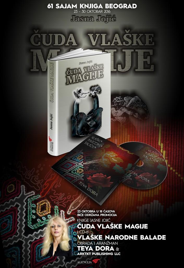 Poster Cuda vlaske magije 2 izdanje MANJI
